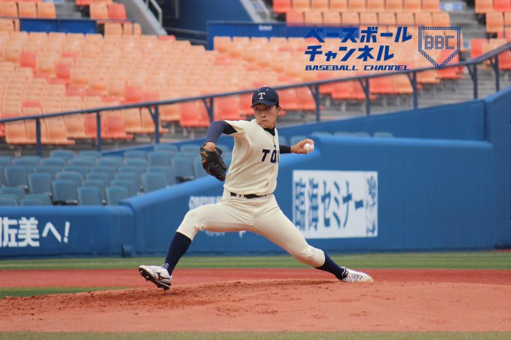 高橋拓巳(桐蔭横浜大)