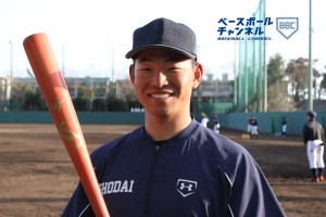 谷口諒(横浜商科大)顔写真