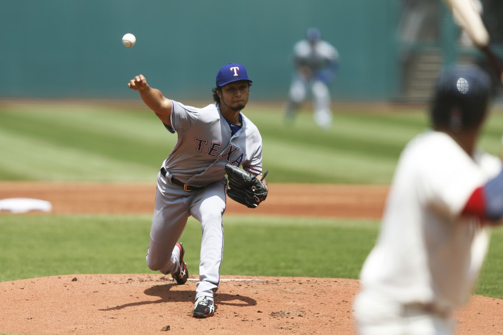 Texas Rangers v Cleveland Indians