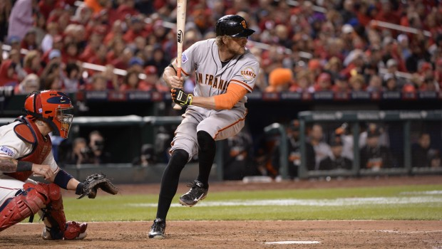 National League Championship Series Game 1: San Francisco Giants v. St. Louis Cardinals