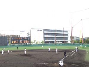 神戸サブ球場(2軍ニュース用)