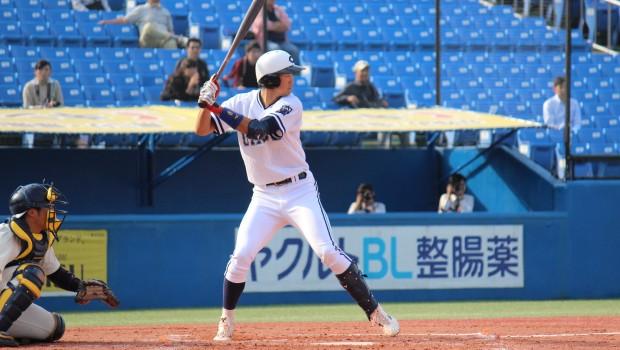 松田進(中央大)2015秋ベスト