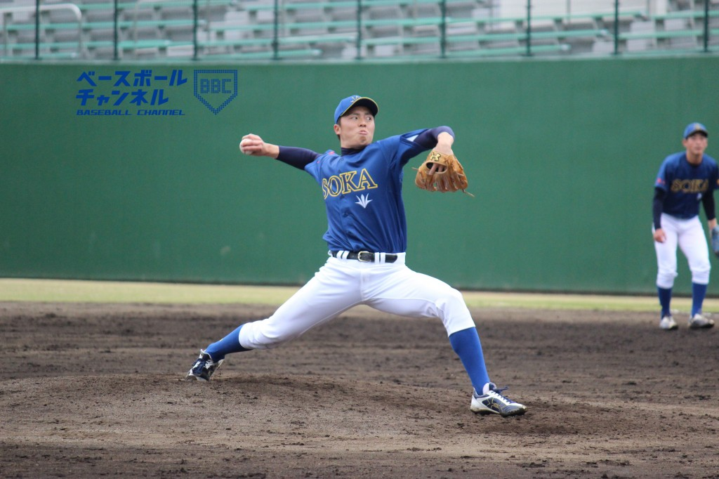 田中正義(創価大)6