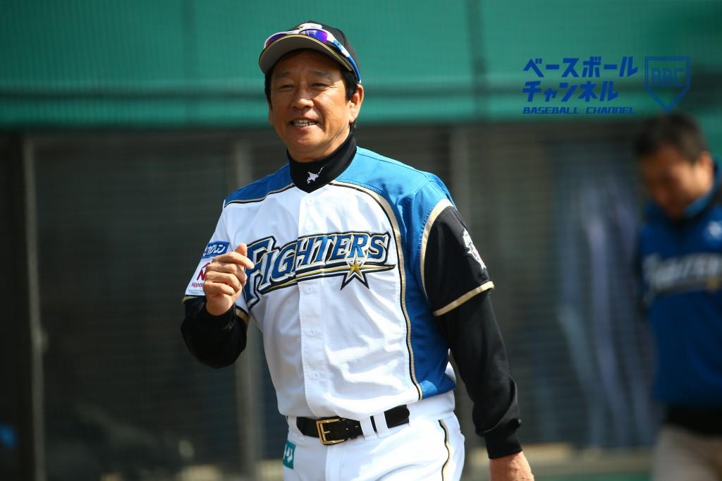 栗山監督(ロゴ入り