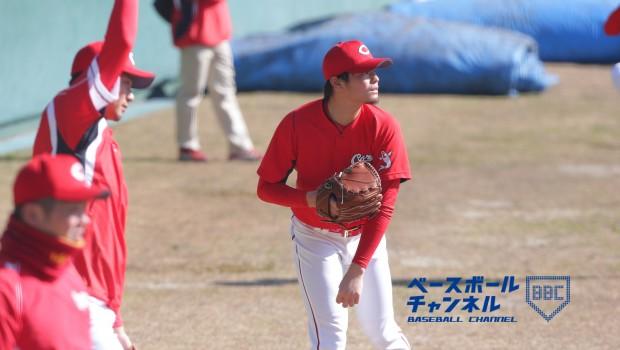 広島東洋カープ53戸田隆矢