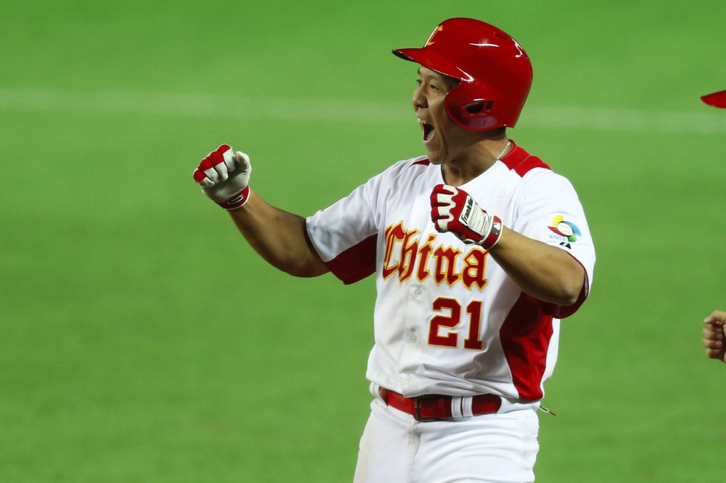 2013 World Baseball Classic - Pool A - Game 5: Team Brazil v. Team China