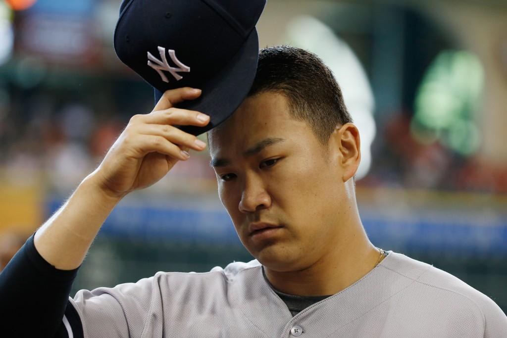 New York Yankees v Houston Astros