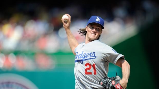 Los Angeles Dodgers v Washington Nationals