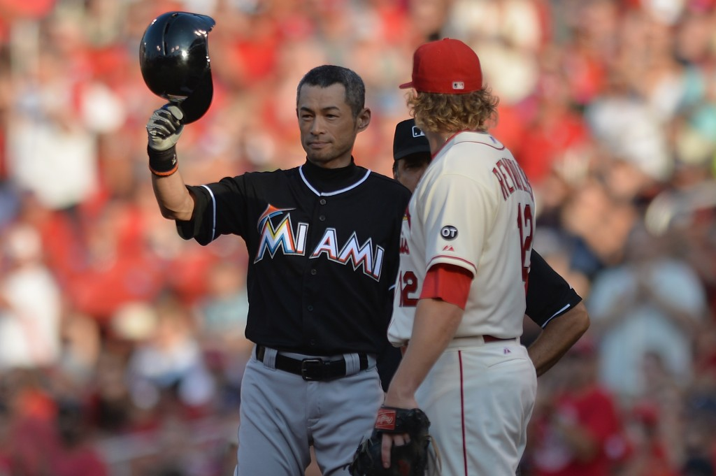 Miami Marlins v St. Louis Cardinals