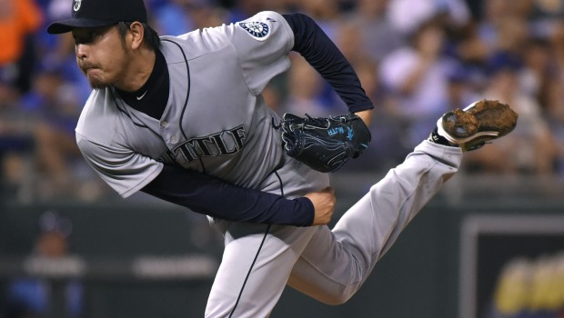 Seattle Mariners v Kansas City Royals