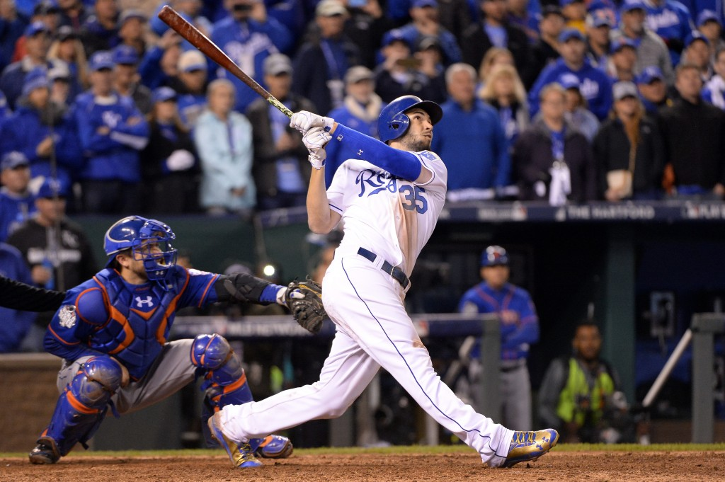 2015 World Series Game One: New York Mets v. Kansas City Royals