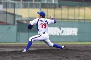 石橋良太投手