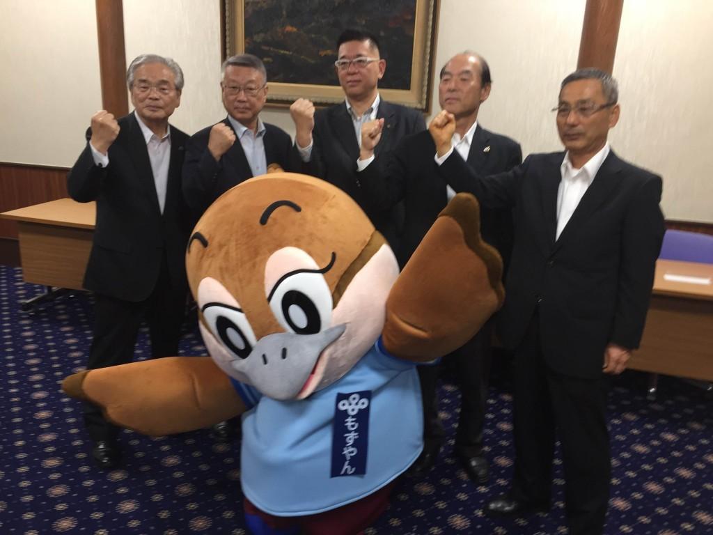 プロ・アマ大阪最強決定トーナメントの発表会見