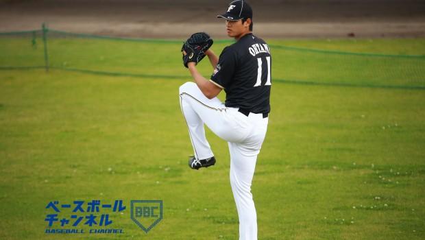 北海道日本ハムファイターズ11大谷翔平
